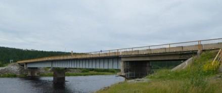 Мост через реку Иенгра отремонтируют за 91 млн