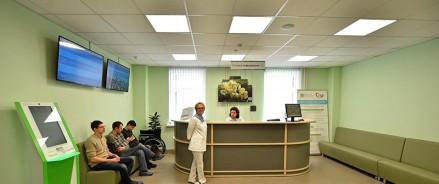 На поликлинику в Кировске выделили 1,2 млр