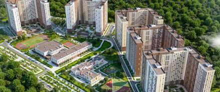 На юго-востоке Подмосковья появились две новые улицы