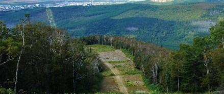 Территорию у горы Большевик защитят от затопления