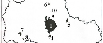 Впервые изучены острова тепла малых городов и деревень Московского региона
