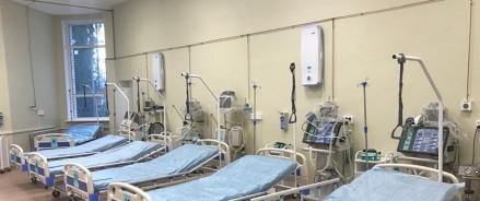 В больницах Архангельской области разворачивают дополнительные инфекционные койки