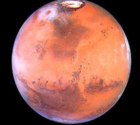 Взрыв на Марсе