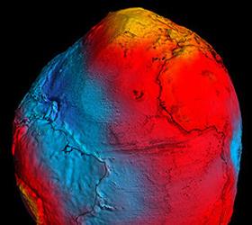 Модель земного шара