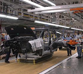Около ста моделей иномарок будут собирать в России