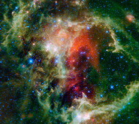 NASA опубликовало уникальные фото неизвестных звезд, галактик и астероидов