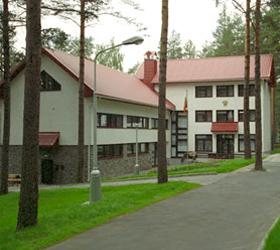"Резиденция Ельцина ""Шуйская Чупа"""