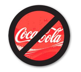 Coca-Cola ответит за перевернутые кресты