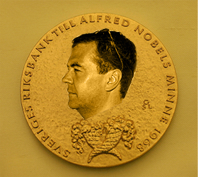 Медведев достоин Нобелевской премии мира