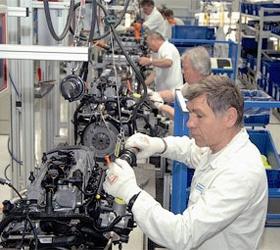 Volkswagen будет выпускать в России двигатели