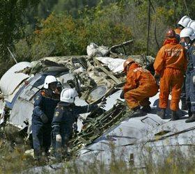 разбился самолет под Петрозаводском (Карелия)