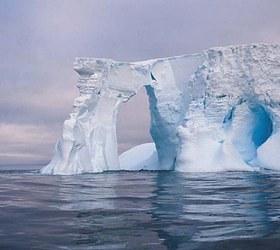Антарктические льды стали таять быстрее