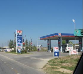 Автомобилисты окружат Кремль, протестуя против роста цен на бензин.