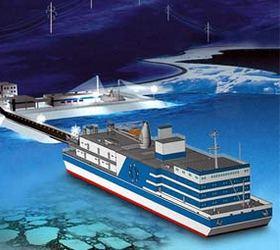 плавающая атомная электростанция россия