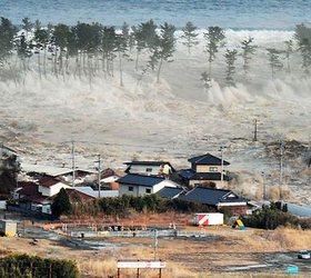 В Японии продолжает подсчитывать ущерб от землетрясения
