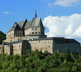 Самые богатые европейцы живут в Люксембурге