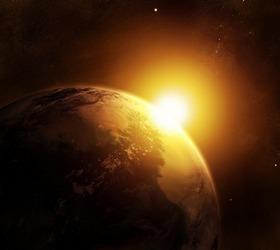 Через тридцать лет Земля остынет без Солнца