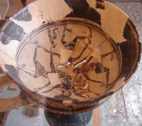 Археологи в Греции не спят