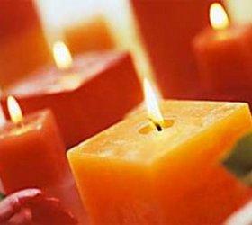 Ароматические свечи – опаснее сигарет