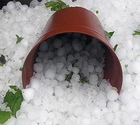Капризы Природы и снежные бури