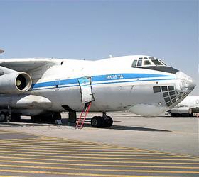 Самолет в Афганистане ИЛ-76 не упал, а был сбит