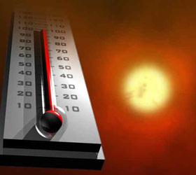 Жара и как не перегреться в жару