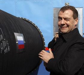 Россия и Германия не смогли договориться о расширения «Северного потока»