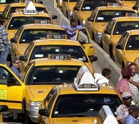 Такси в Греции не дадут взлететь