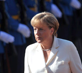 Почему Меркель не приедет в Россию?