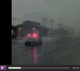 Ураган Айрин (Ирен) крушит Америку и штаты по очереди. Видео урагана Айрин