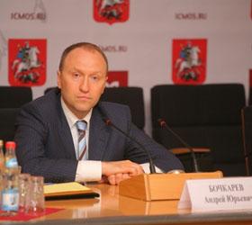 Онлайн-интервью с руководителем департамента строительства Москвы Андреем Бочкаревым