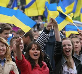 Как показал проведенный опрос, более половины молодежи Украины готовы к борьбе с некомпетентной властью