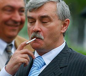 Георгий Полтавченко стал ВРИО губернатора СПб Петербурга, и главным кандидатом на эту должность