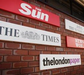 Шпионка News International арестована