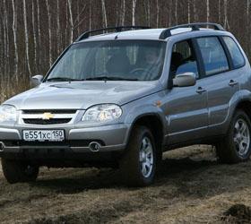 """GM-АвтоВАЗ очередной раз повышает цены на """"якобы обновленную"""" Chevrolet Niva"""