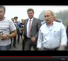 «Единая Россия» запустила клип с Путиным, похожий на предвыборный ролик кандидата в президенты