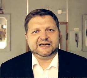 Никита Белых снялся в клипе