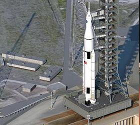Новый проект ракеты от NASA - Space Launch System