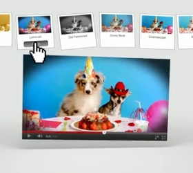Что появилось в новом видеоредакторе с эффектами на YouTube