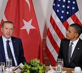 Турция решил занять сторону США в вопросе по Сирии