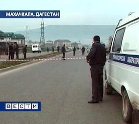 Убит махачкалинский заместитель главы республиканского УФСИН