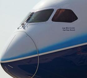 Первый Dreamliner наконец-то достиг своего заказчика