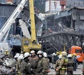 Угроза взрыва заставила остановить поисковые работы на Распадской