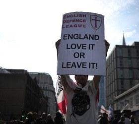 В Лондоне арестованы ультраправые