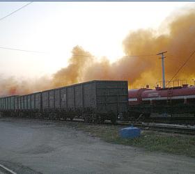 Причина утечки брома в Челябинске