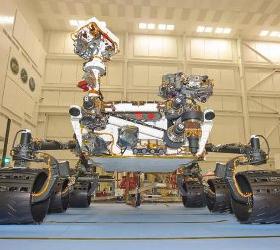 Стерилизация марсохода NASA