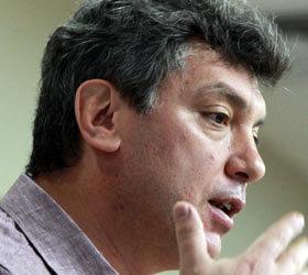 Немцов оштрафован