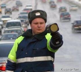 """Дорожная полиция следит за """"лидерами неформальных объединений"""""""