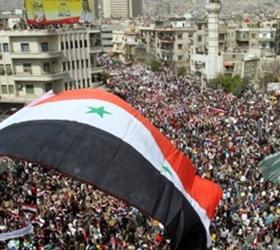 Против Сирии ввели санкции из-за преступлений против человечности.