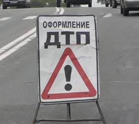 Под Курском в аварию попал автомобиль с чиновниками.